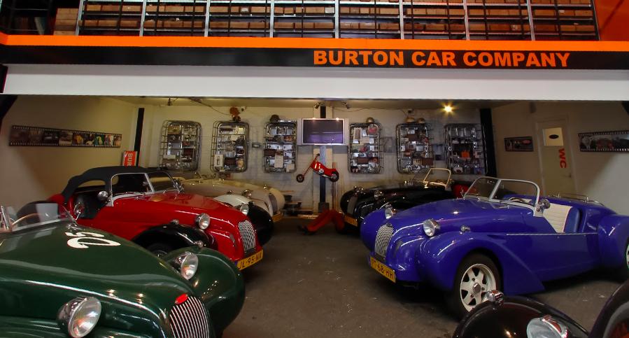Burton Car
